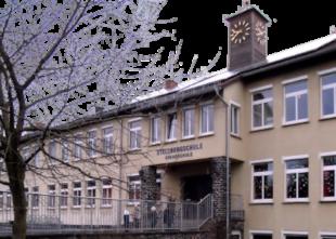 Die Homberger Stellbergschule. Foto: nh