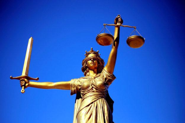 Justizia soll auch im Ortsgericht für neutrale Entscheidungen Patin stehen. Foto: nh