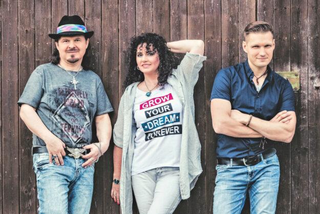 Different Sides geben am 25. Juli ein Konzert auf der Märchenbühne. Foto: nh