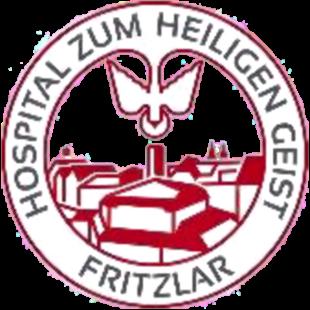 Logo: Hospital zum Heiligen Geist, Fritzlar