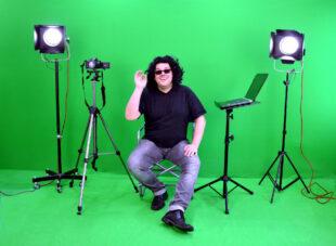 Die berühmte Greenbox ist eines der wichtigsten Hilfsmittel für CGI-Effekte im Film. Foto: Klaus Hausmann   Pixabay
