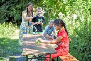 Ferienzeit ist Workshop-Zeit – viele Überraschungen für Kinder zwischen 9 und 13 Jahre werden im Sommer in Homberg geboten. Foto: nh