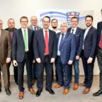 Die Bürgermeister aller zehn Gemeinden des neuen Zuständigkeitsgebiets des VGZ Schwalm stehen hinter dem Projekt. Foto: VGZ Schwalm