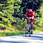 Die nordhessischen Radsportler*innen mussten sich im Rennen gegen die Zeit ordentlich ins Zeug legen. Foto: nh