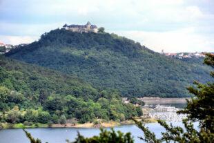 Schloss Waldeck am Edersee. Foto: Gerald Schmidtkunz