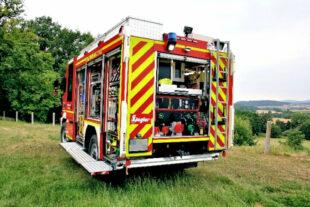 Das Lösch- und Katastrophenschutzauto steckt voll ausgereifter Technik. Foto: nh