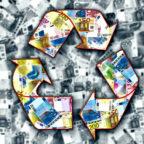 Das Programm Hessen-Mikroliquidität soll kleineren Unternehmen durch die Corona-Krise helfen. Die IHK hat nachgehakt. Montage: Gerd Altmann   Pixabay