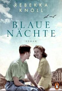 """""""Blaue Nächte"""" ist erschienen im Random House/ Penguin Verlag. Foto:  Mario Wezel"""