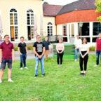 Gruppenfoto der Kreismitgliederversammlung. Foto: nh