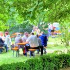Zum Sommerfest im Naturlehrgebiet hatte die FREIE WÄHLER Schwalmstadt eingeladen. Foto: nh