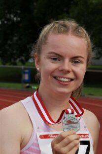 Wenn Vivian locker bleibt, könnte sie als jüngste Sprinterin das Finale über 100 und 200 Meter erreichen