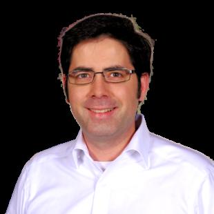 Michael Schär kandidiert für die CDU in der Landratswahl am 14. März 2021. Foto: nh