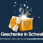 Ist seit Montag freigeschaltet: Das Gutschein-Portal www.mein-schwalmstadt.de. Dort können Kunden Gutscheine von Geschäften, Gastronomie-Betrieben und Dienstleistern in Schwalmstadt kaufen. Die Stadt gewährt einen Zuschuss von 20 Prozent auf jeden Gutschein. Grafik: www.mein-schwalmstadt.de | nh
