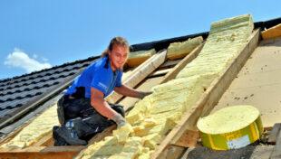 Gute Auftragslage im nordhessischen Dachdecker-Handwerk. Foto: KH Schwalm-Eder
