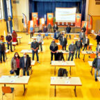 Die freien Wähler in Ziegenhain verspürten auf ihrer Parteisitzung eine gewisse Aufbruchstimmung. Foto: FREIE WÄHLER