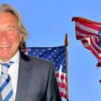 Der Kölner Professor Dr. Thomas Jäger fragt nach der Sicherheitslage unter neuer amerikanischer Regierung. Fotomontage: Schmidtkunz