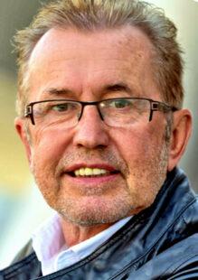 Drehbuchautor Dr. Dieter Vaupel. Foto:  nh