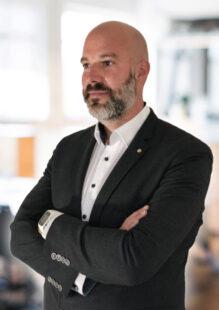 Landratskandidat Dr. Christoph Pohl. Foto: FREIE WÄHLER