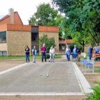 Bouleplatz in Wabern: Quelle: Geschichts- und Kulturkreis Wabern