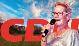 Als Spitzenkandidatin führt Barbara Braun-Lüdicke die Melsunger CDU in die Kommunalwahl 2021. Fotos: Alibek Käsler | Pixabay | nh / Montage: SEK-News