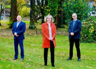 Als Kreistagskandidaten der Melsunger SPD treten an (v.li): Jan Rauschenberg, Monika Vaupel und Jens Happel. Foto: nh