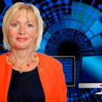 Digitalministerin Prof. Dr. Kristina Sinemus. Fotos: Gerd Altmann   Pixabay / Hessische Staatskanzlei / Montage: SEK-News