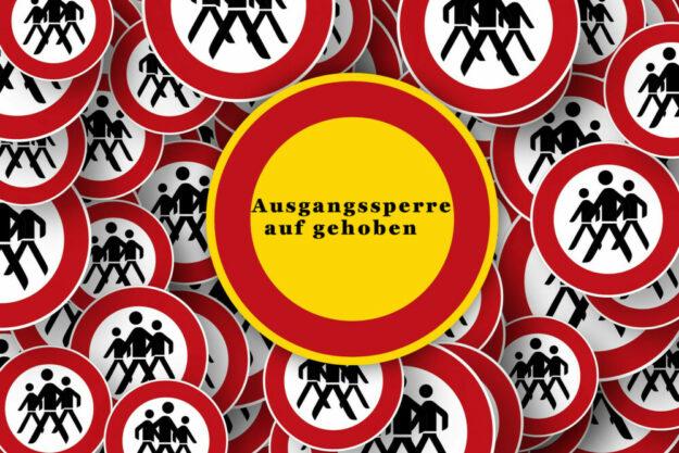 Die Ausgangssperre im Schwalm-Eder-Kreis ist seit heute aufgehoben. Illustration: Gerd Altmann   Pixabay