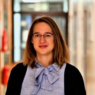Hannah Zimmerling ist die Bildungskoordinatorin des Schwalm-Eder-Kreises. Foto: Philipp Klitsch   Kreisverwaltung Schwalm-Eder