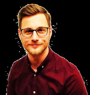 Dipl.-Finanzwirt Jonas Korell (28) kandidiert um das Amt des Ottrauer Bügermeisters. Foto: CDU