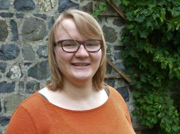 Mariah Weidner, Sprecherin der Grünen Jugend Schwalm-Eder. Foto: nh
