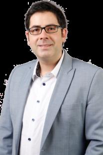 Landratskandidat Michael Schär (CDU). Foto: nh