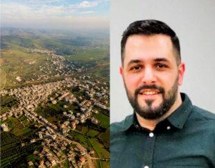 Gemeinsam mit Marcel Moosa wandert der Blick in Kürze nach Syrien in das Tal der Christen. Fotos: nh