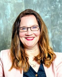 Landratskandidatin Stefanie Pies, B'90/Die Grünen. Foto: nh