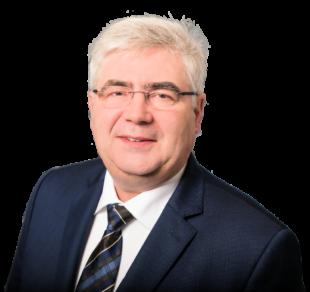 Schwalmstadts Bürgermeister Stefan Pinhard. Foto: Sven Riebeling   nh