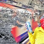 Melsungens Bündnisgrüne suchen mit den Parteien konstruktive Gespräche in Fragen von Vandalismus am Bahnhof und in der Stadt. Symbolbild: SEK-News
