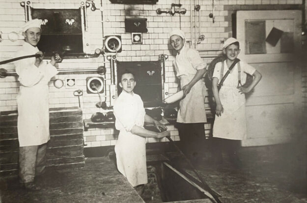 Ein Motiv der Fotoausstellung: der Blick in die alte Bäckerei. Foto: Stadt Homberg/Mike Luthardt