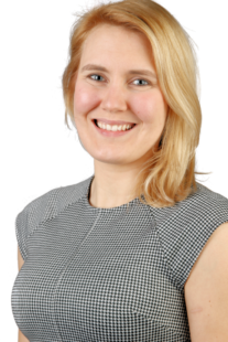 Anna-Maria Bischof, CDU. Foto: Frank Solf