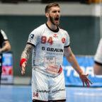 Im Auswärtsspiel gegen den Bergischen HC landete MT-Torschütze Domagoj Pavlovic gestern sieben Treffer. Foto: Alibek Käsler