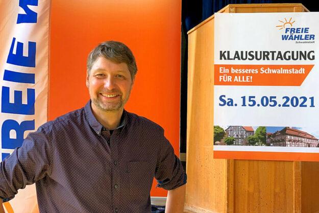 Fraktionsgeschäftsführer Jürgen Sapara. Foto: FREIE WÄHLER