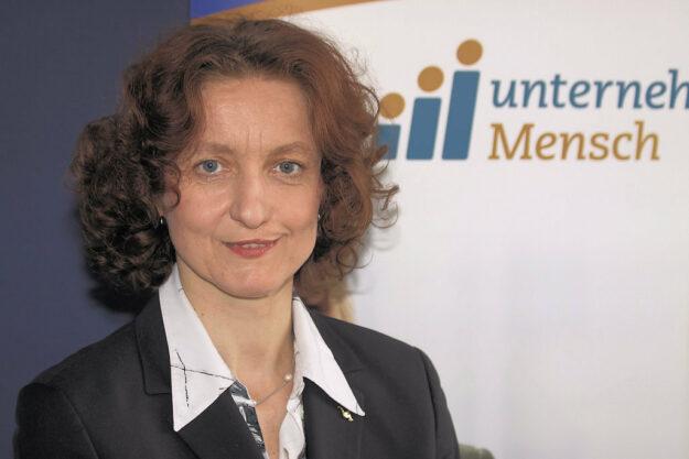 Projektleiterin Dr. Petra Oxen-Bodenhausen von der IHK Kassel-Marburg. Foto: nh