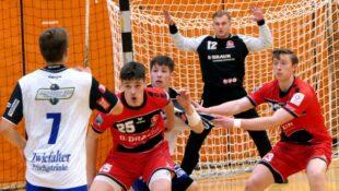 Eindrücke vom Spiel der MT Talents in den Meisterschafts-Playoffs bei der JSG Balingen-Weilstetten. Fotos: Michael Koch