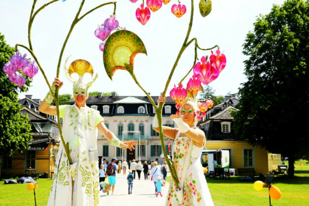 Kultursommer Nordhessen Open Air in Calden, Schloss Wilhelmsthal. Foto: Andreas Fischer