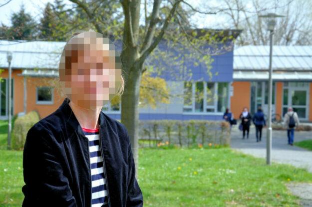Prof. Dr. Tina S.* tritt die Nachfolge von Prof. Dr. Gert Strasser an der Evangelischen Hochschule Darmstadt an. Foto: ehd