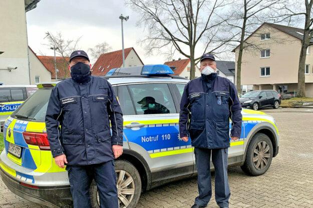 Mehr Sicherheit im öffentlichen Raum: Wachschutz läuft Streife in Gudensberg. Foto: nh