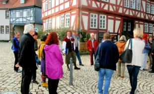 Die Reformationsstadt lädt zu einer besonderen Führung durch die Festung Ziegenhain ein. Foto: Schwalmtouristik