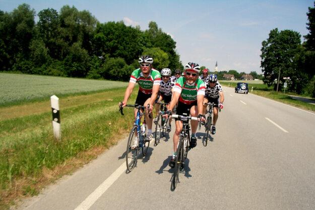 Die Radsportabteilung des VfB Schrecksbach lädt zum gemeinsamen Radeln ein. Foto: nh