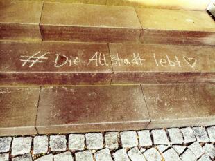 Die Altstadt lebt – unter dieser Überschrift erschließen die Ehrenamtskoordinatoren allen Interessierten weitere Aktionen und Räume in Treysa. Foto: nh