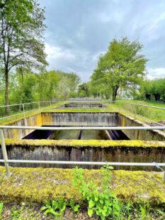 Das RÜB Kirchberg ist inzwischen rund 40 Jahre alt, also älter als der Abwasserverband selbst. Foto: nh