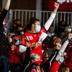Bis zu 1.000 Fans sind zum Heimspiel der MT Melsungen zugelassen. Tickets dafür können heute noch online geordert werden. Foto: Alibek Käsler