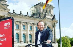 Timon Gremmels sieht die nordhessische Sozialdemokratie für die Bundestagswahl 2021 gut aufgestellt. Foto: nh